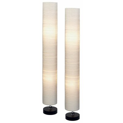Aspire Isa Round Floor Lamp
