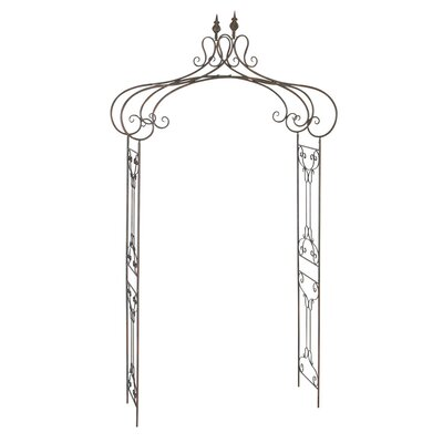 Decorative Metal Garden Arch