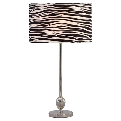 Aspire Zebra Table Lamp (Set of 2)