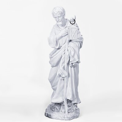 Roman, Inc. Joseph Figurine in Ivory