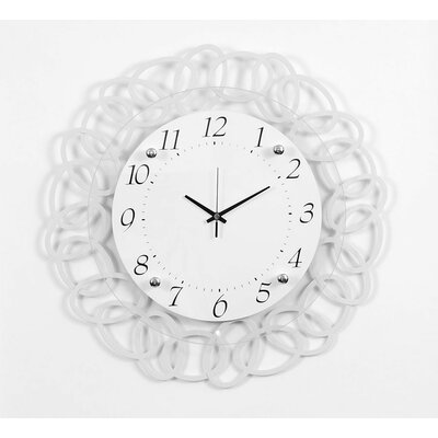 Ashton Sutton Endless Chain Wall Clock