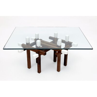 ARTLESS Double Matchstick Table