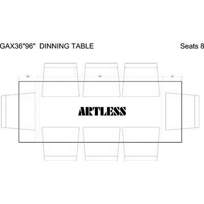 GAX X Dining Table