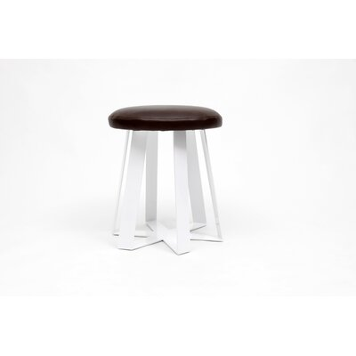 ARS Leather Seat Stool