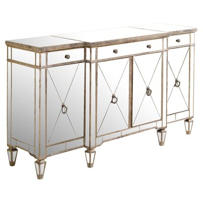 Bassett Mirror Borghese Mirrored Buffet/Server