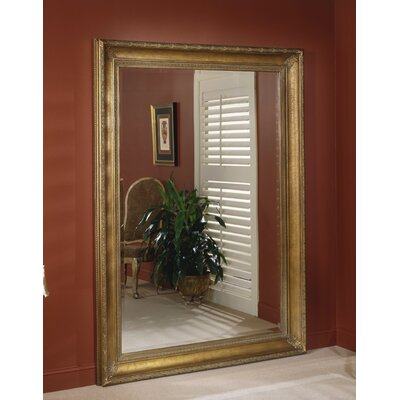 Levanzo Leaner Mirror - Gold Crackle