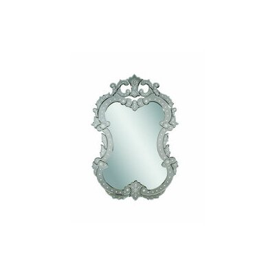 Venetian II Wall Mirror - Venetian Glass