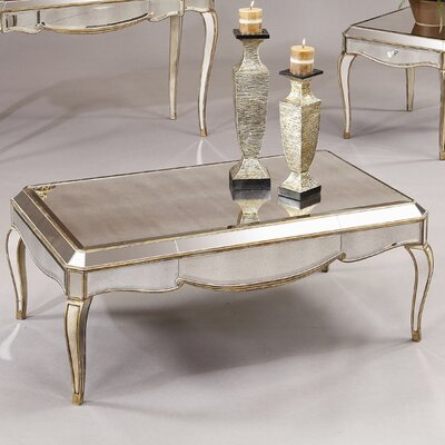 Bassett Mirror Collette Rectangle Cocktail Table