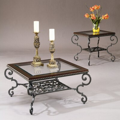 Bassett Mirror Giordino Coffee Table Set