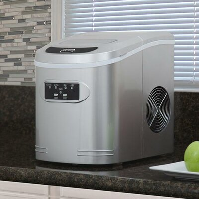 Whynter Compact Portable Ice Maker 27 lbs Capacity