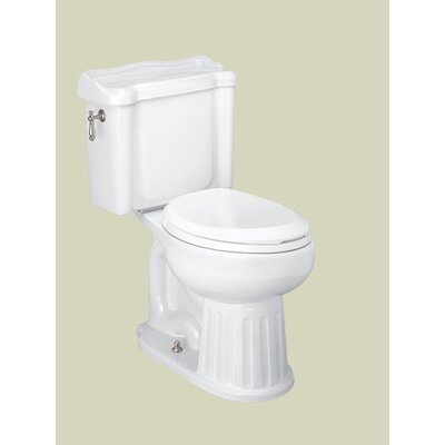 Mayfair Chair-Height Front 1.28 GPF Round 2 Piece Toilet