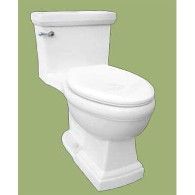 St Thomas Creations Presley Chair-Height 1.28 GPF Elongated 1 Piece Toilet