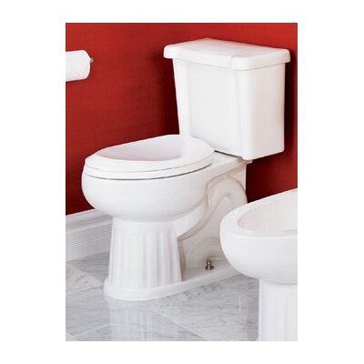 Arlington Chair Height 1 28 GPF Elongated 2 Piece Toilet
