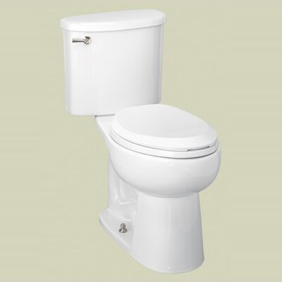 Palermo Chair-Height Front 1.28 GPF Elongated 2 Piece Toilet