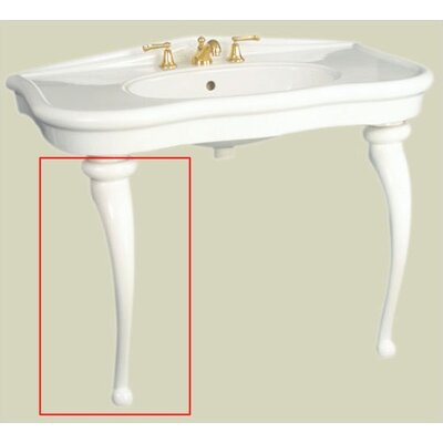 St Thomas Creations Parisian Console Leg