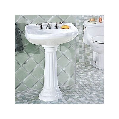 Arlington Medium Pedestal Bathroom Sink - 5128.080