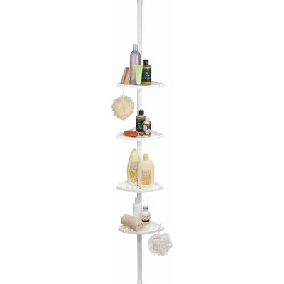 Better Living Products Ulti-Mate Shower Pole Caddy