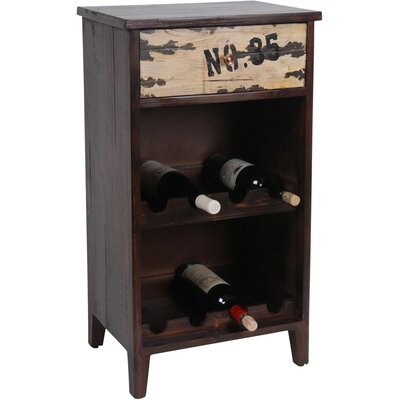 8 Bottle Wine Cabinet