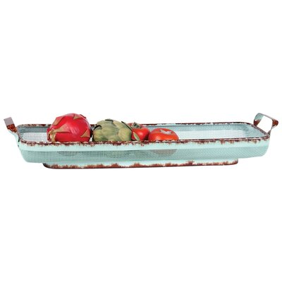 Wilco Medium Rectangular Metal Serving Tray