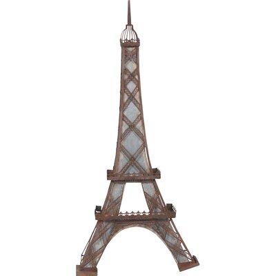 Metal Eiffel Tower Decor Wayfair