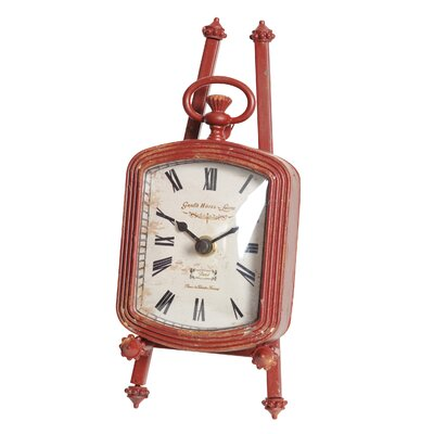Wilco Pocket Watch Table Clock