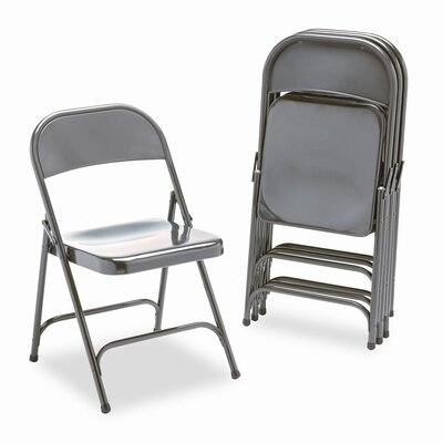 Virco Metal Folding Office Chairs