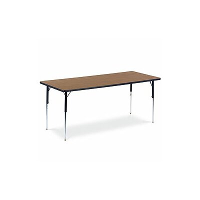 """Virco 4000 Series Activity Table with 30"""" x 72"""" Top"""