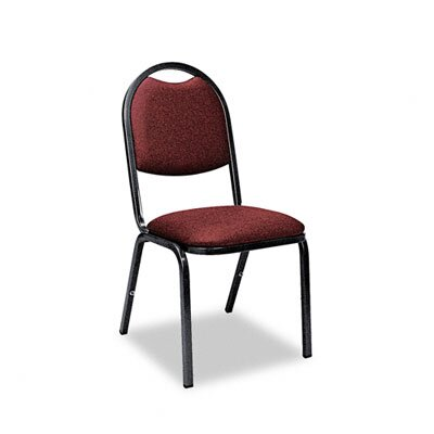 Virco Upholstered Stacking Chair, 4/Carton