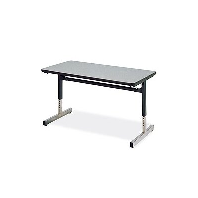 "Virco 8700 Series Computer Table (24"" x 36"")"