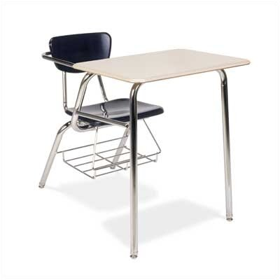 "Virco 3000 29"" Series Plastic Chair Desk"