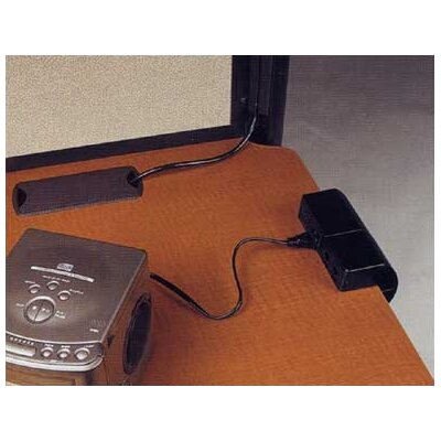 Virco Plateau Series Power/Communication Outlet