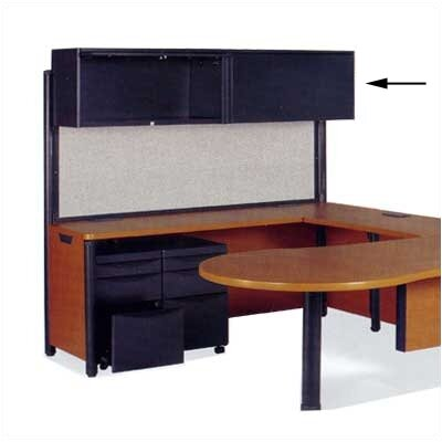"Virco Plateau Office Series 72"" W Desk Hutch"