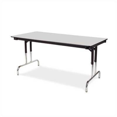 Virco 7900 Series Rectangular Folding Table