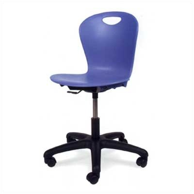 Virco Zuma Mid-Back Keyboarder Task Chair