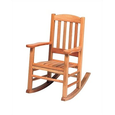"Virco 12"" Hardwood Classroom Rocking Chair"