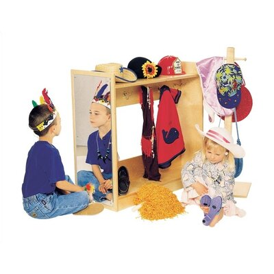 Virco Children's Play Dress-up Center