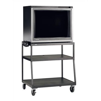 Virco Large Monitor Monitor Cart