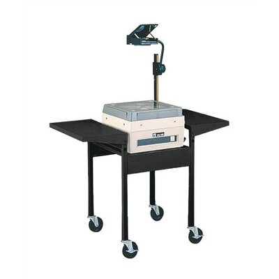 Virco Adjustable Height Cart with Overhead Projector