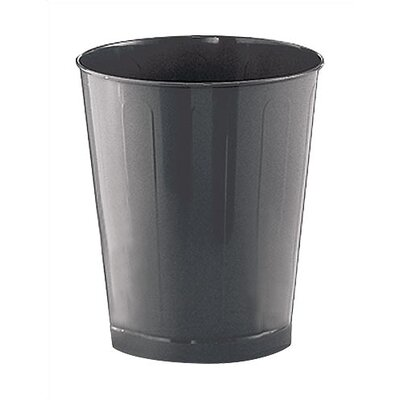 Virco Waste Basket, 44 Quart