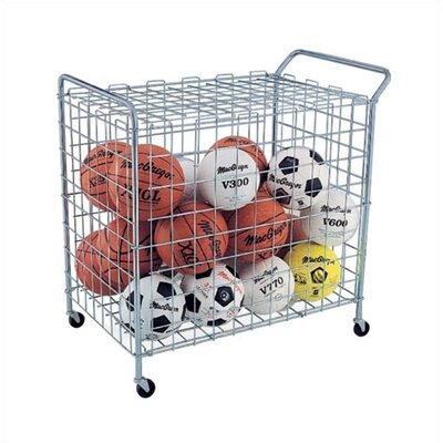"Virco 36"" Portable Sports Ball Locker"