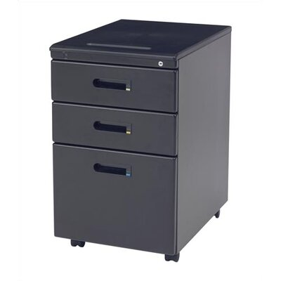 Virco 3-Drawer  File