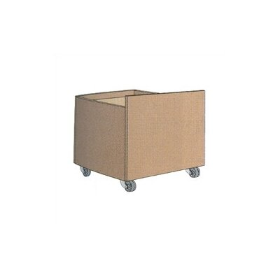 "Virco Depressible Book Drop Truck (22"" x 26"")"