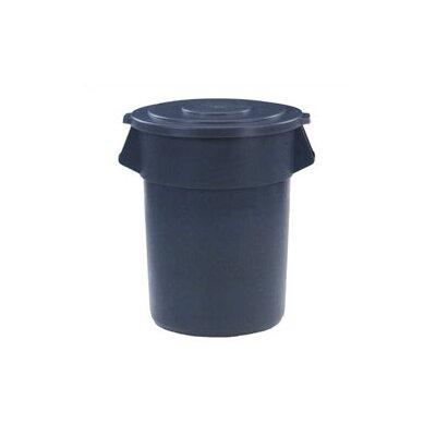 Virco 55 Gallon Brute Trash Container
