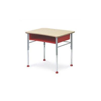 Virco I.Q. Series Plastic Student Desk