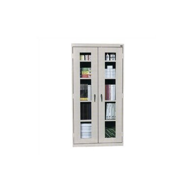 "Virco 36"" View-Through Storage Cabinet"