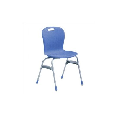 "Virco Sage Series 19"" Plastic Classroom Glides Chair"