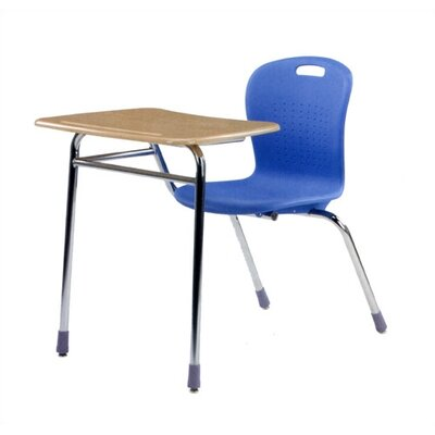 "Virco Sage Series 34.5"" Plastic Student Desk"