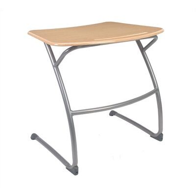 Virco Zuma 29&quot; Plastic Cantilever Student Desk