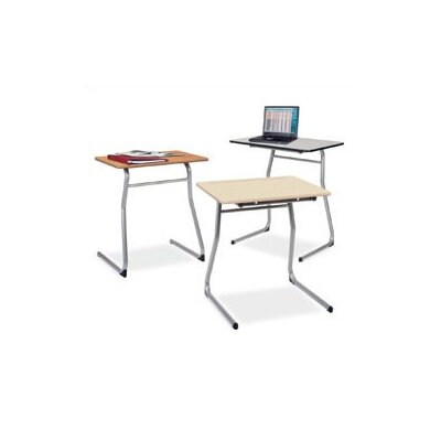 "Virco Sigma Series 27"" Laminate Open-View Student Desk"