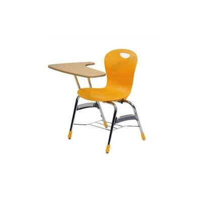 """Virco Zuma 29"""" Laminate Chair Desk"""